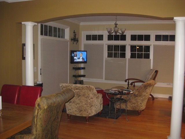 Naperville family room