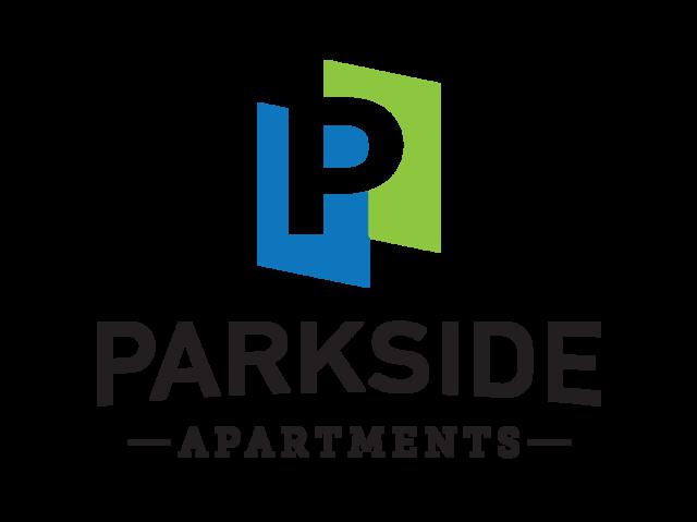 Parkside apartments logo